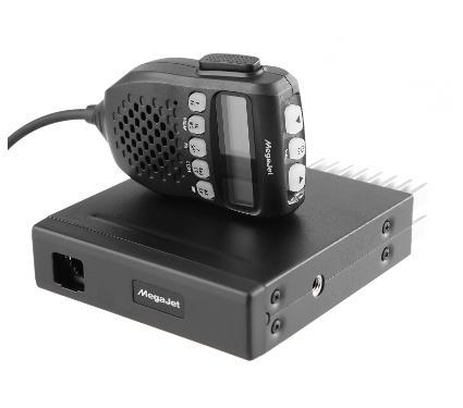Автомобильная радиостанция MEGAJET MJ555