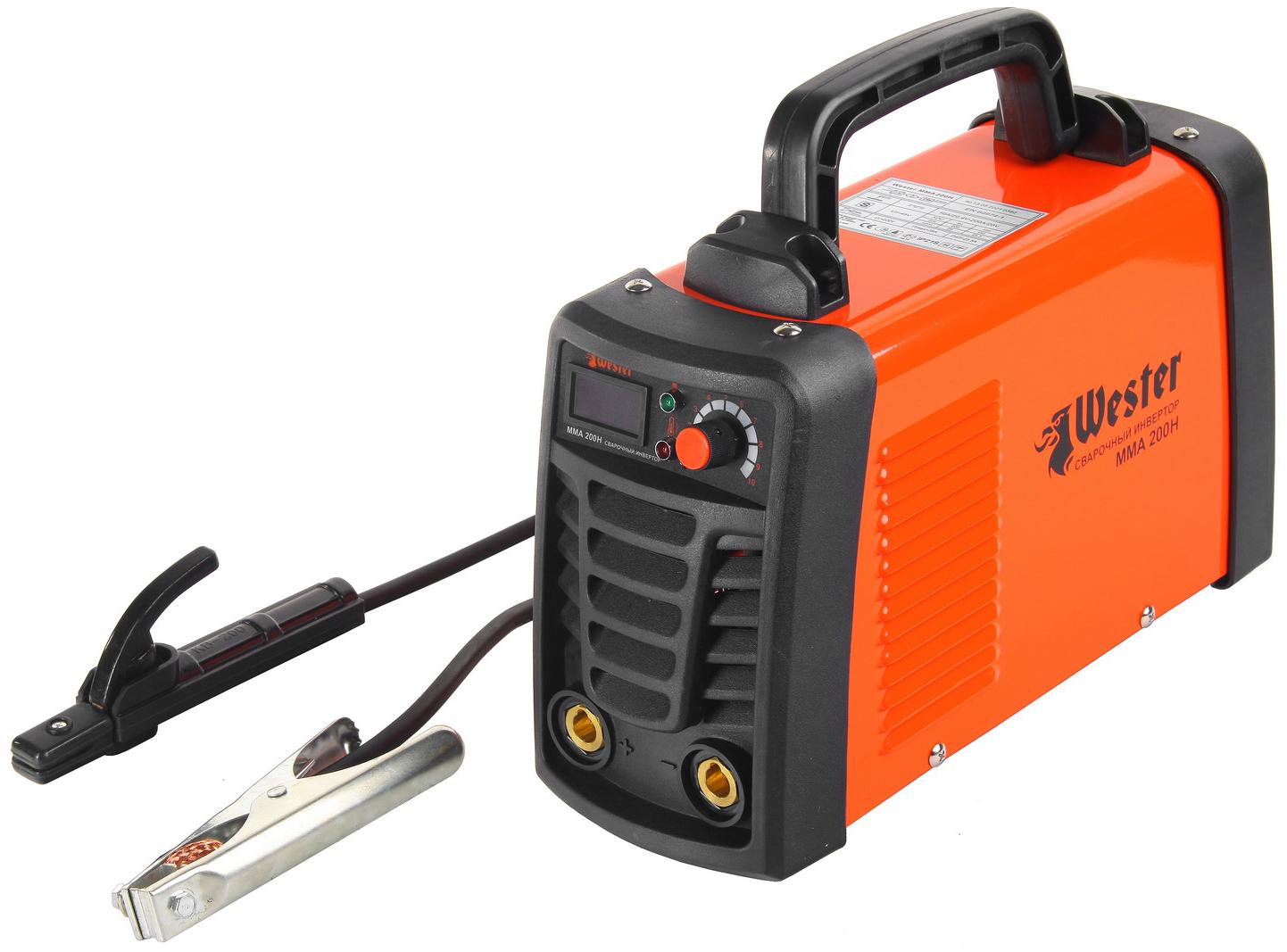 Сварочный инвертор Wester Mma200h xbox 360 headset rock candy communicator assorted