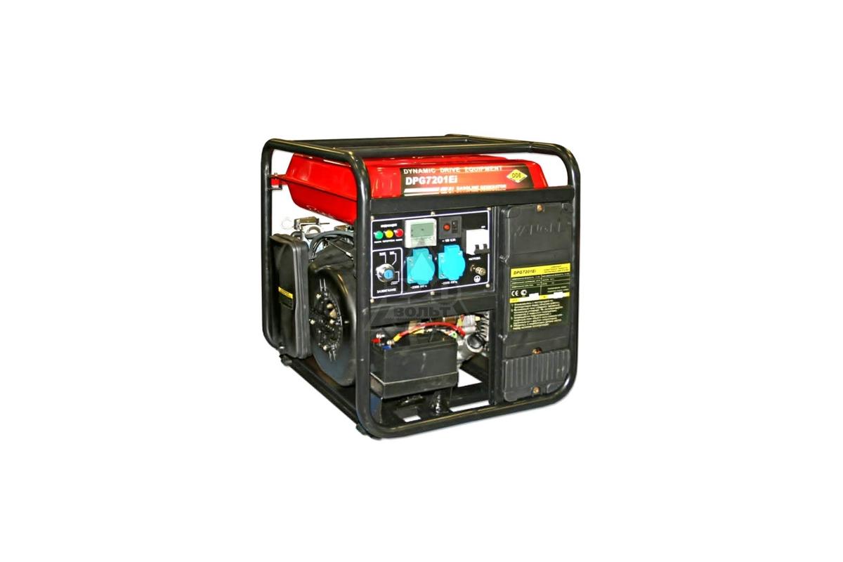 Бензиновый генератор dde dpg7201ei купить что такое байпас стабилизатор напряжения