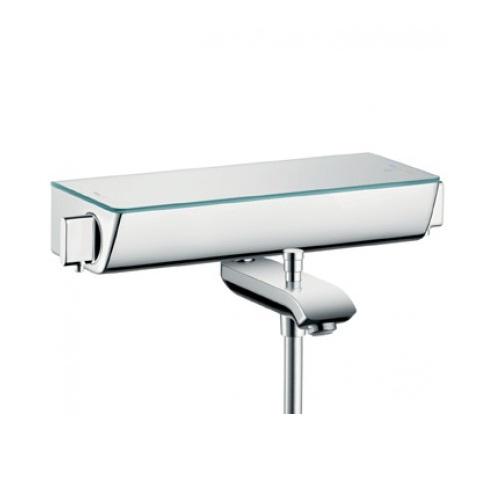 Смеситель с термостатом Hansgrohe Ecostat select 13141000 термостат для ванны hansgrohe showertablet select 13151000