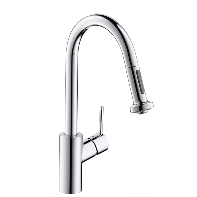 Смеситель для кухни с душем Hansgrohe Variarc 14877000 смеситель для кухни smartsant classic new r излив sm180007aa