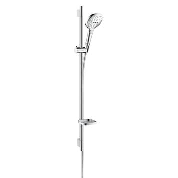Гарнитур душевой Hansgrohe Select e 120 3jet 0,9 м. 26621400 душевой набор hansgrohe raindance select showerpipe 360 27112000