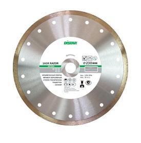 Круг алмазный Di-star 1a1r razor rp25h 238805 230 Х 22 диск алмазный турбо 200x25 4 di star