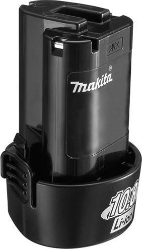 Аккумулятор Makita Bl1013 10.8В 1.3Ач liion  - Купить