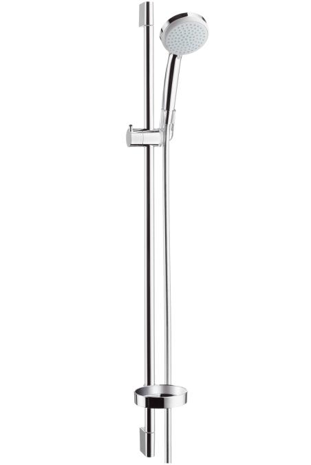Гарнитур душевой Hansgrohe Croma 100 vario/unica'c 27771000 цена