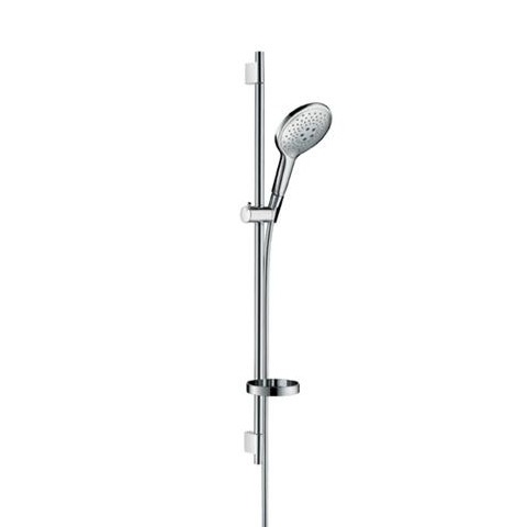 Комплект душевой Hansgrohe Raindance select 150 27803000 душевой набор hansgrohe raindance select showerpipe 360 27112000