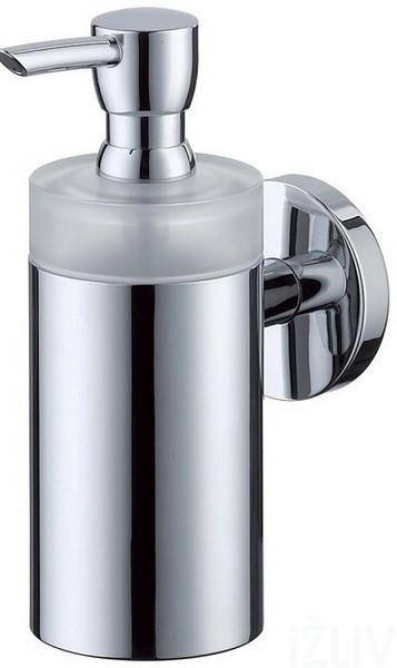 Диспенсер для жидкого мыла Hansgrohe Logis 40514000 диспенсер для жидкого мыла wasserkraft isar k 7399
