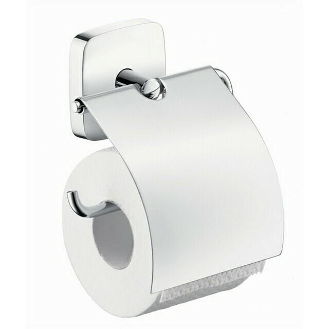Держатель для туалетной бумаги Hansgrohe Puravida 41508000 держатель для туалетной бумаги milardo amur хром amusmc0m43