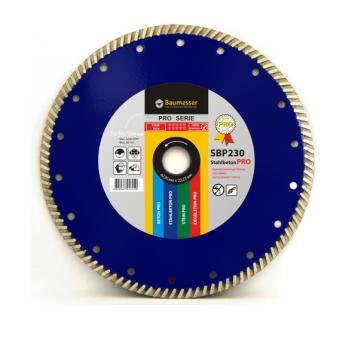 Круг алмазный Baumesser Stahlbeton pro 258652 230 Х 22 диск алмазный diam 150х22 2мм master турбо 000160