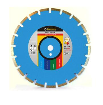 Круг алмазный Baumesser 1a1rss c1 beton pro 262592 400 Х 25.4