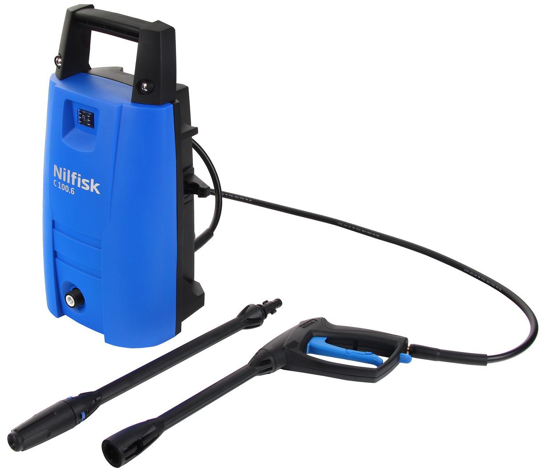Мойка высокого давления Nilfisk C100.6-5 eu - это выгодная покупка. Ведь заказать товары фирмы Nilfisk - это выгодно и недорого.