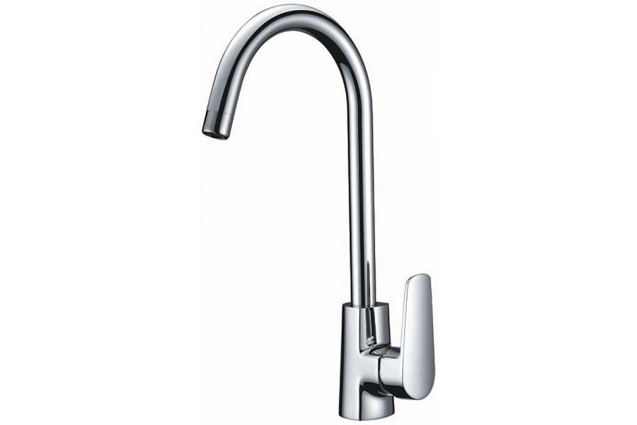Смеситель для кухни Smartsant Смарт-Инлайн sm103501aa_r смеситель для ванны и душа smartsant смарт инлайн излив 350 мм цвет хром