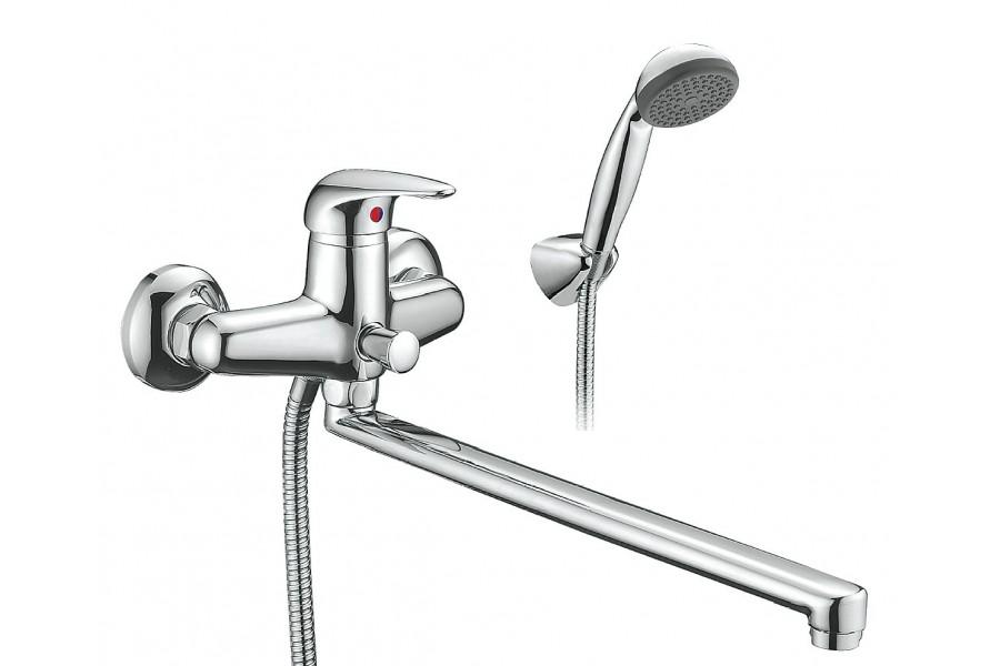 Смеситель для ванны Smartsant Смарт-Реал sm033502aa_r смеситель для кухни smartsant реал sm033507aa r