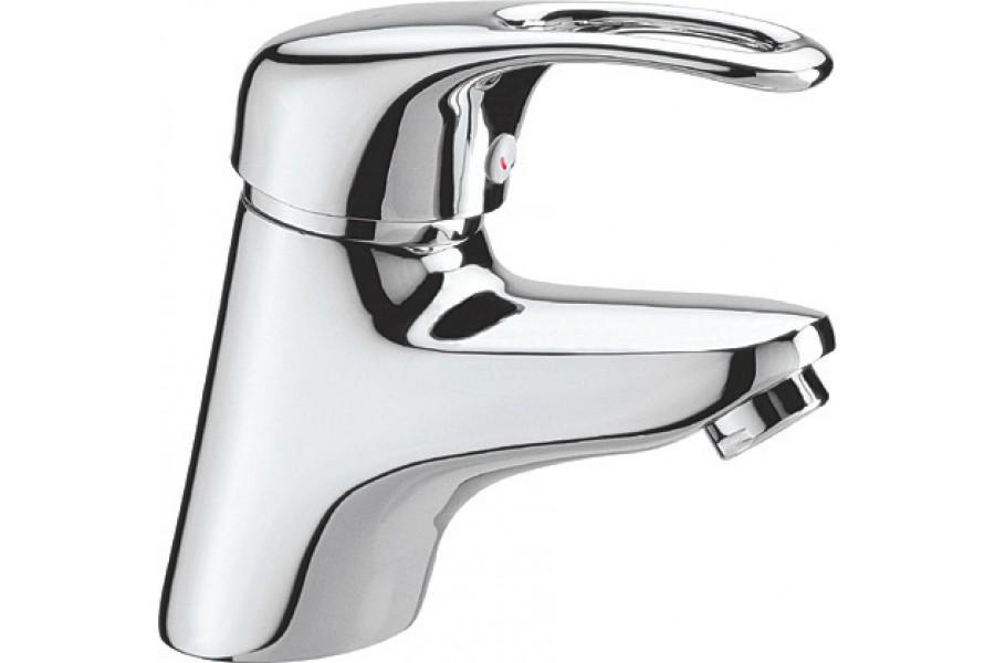 Смеситель для раковины Smartsant Смарт-Тренд sm054006aa_r смеситель для ванны smartsant смарт прайм sm113502aa