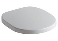 Сиденье для унитаза Ideal standard Коннект e712801 полупьедестал ideal standard коннект e797401