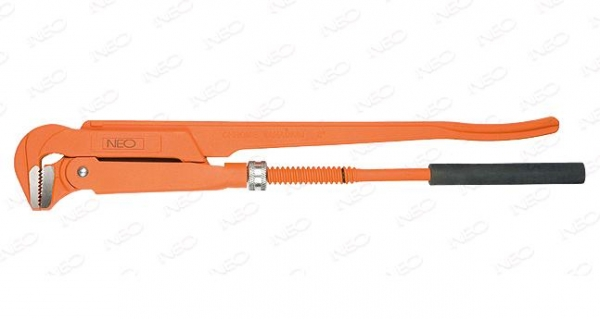 Ключ трубный шведский Neo 02-132 ключ трубный neo 45 градусов 0 5
