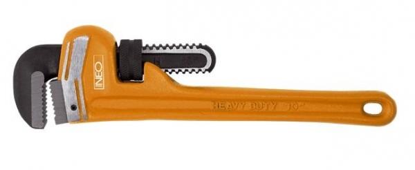 Ключ трубный Стиллсон Neo 02-104 ключ трубный neo 45 градусов 0 5
