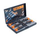 Набор отверток для точных работ, 5 шт. NEO 04-225