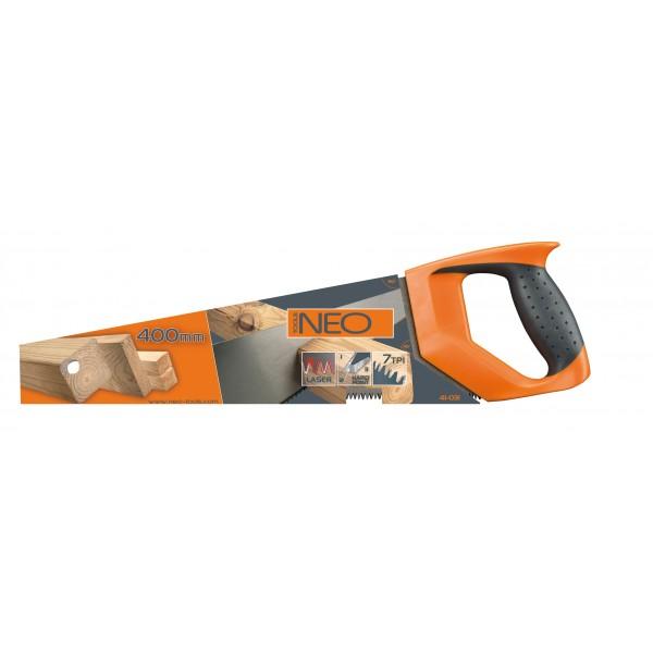 Ножовка по дереву Neo 41-031 ножовка по дереву fit 40469