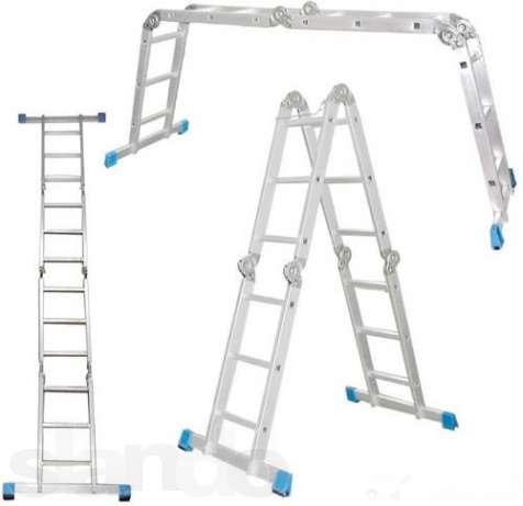 Лестница-трансформер Rigger 101414