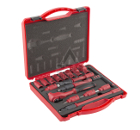 Профессиональный набор инструментов, 16 предметов HAUPA 220402
