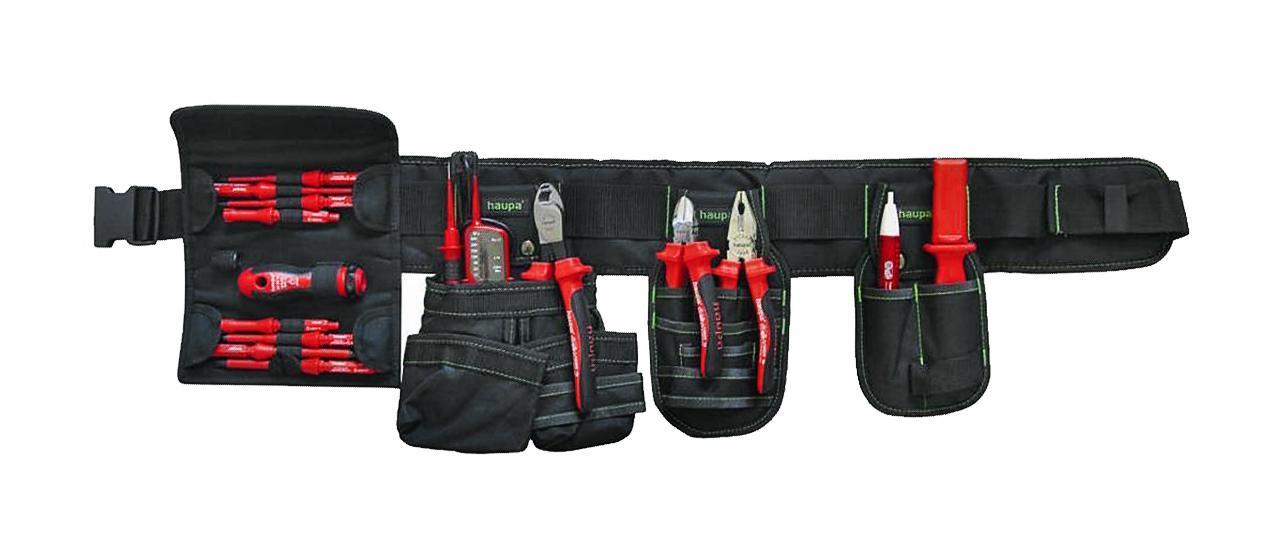Профессиональный набор инструментов, 16 предметов Haupa 220281 профессиональный набор инструментов 20 предметов haupa 220168