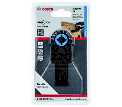 Насадка BOSCH AIZ20AT (2.608.662.019)