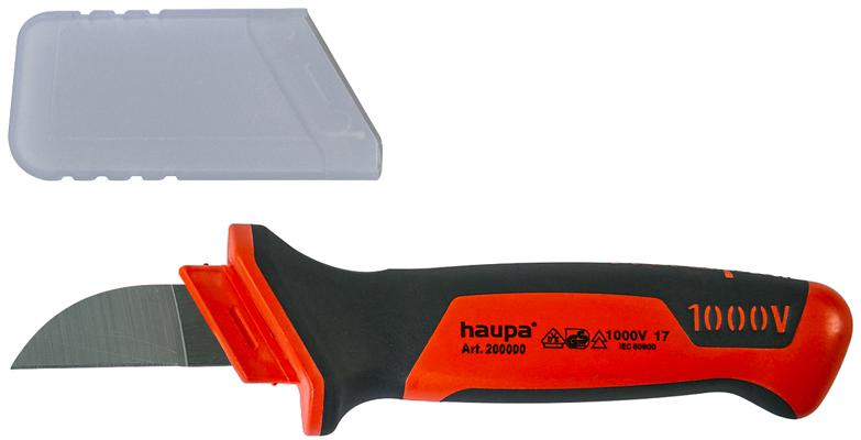 Нож строительный Haupa 200000 цены