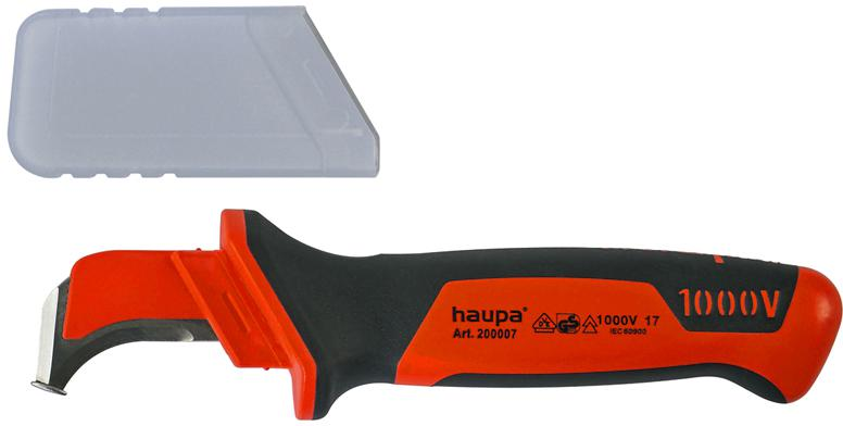 Нож строительный Haupa 200007 урна wui chun 200007
