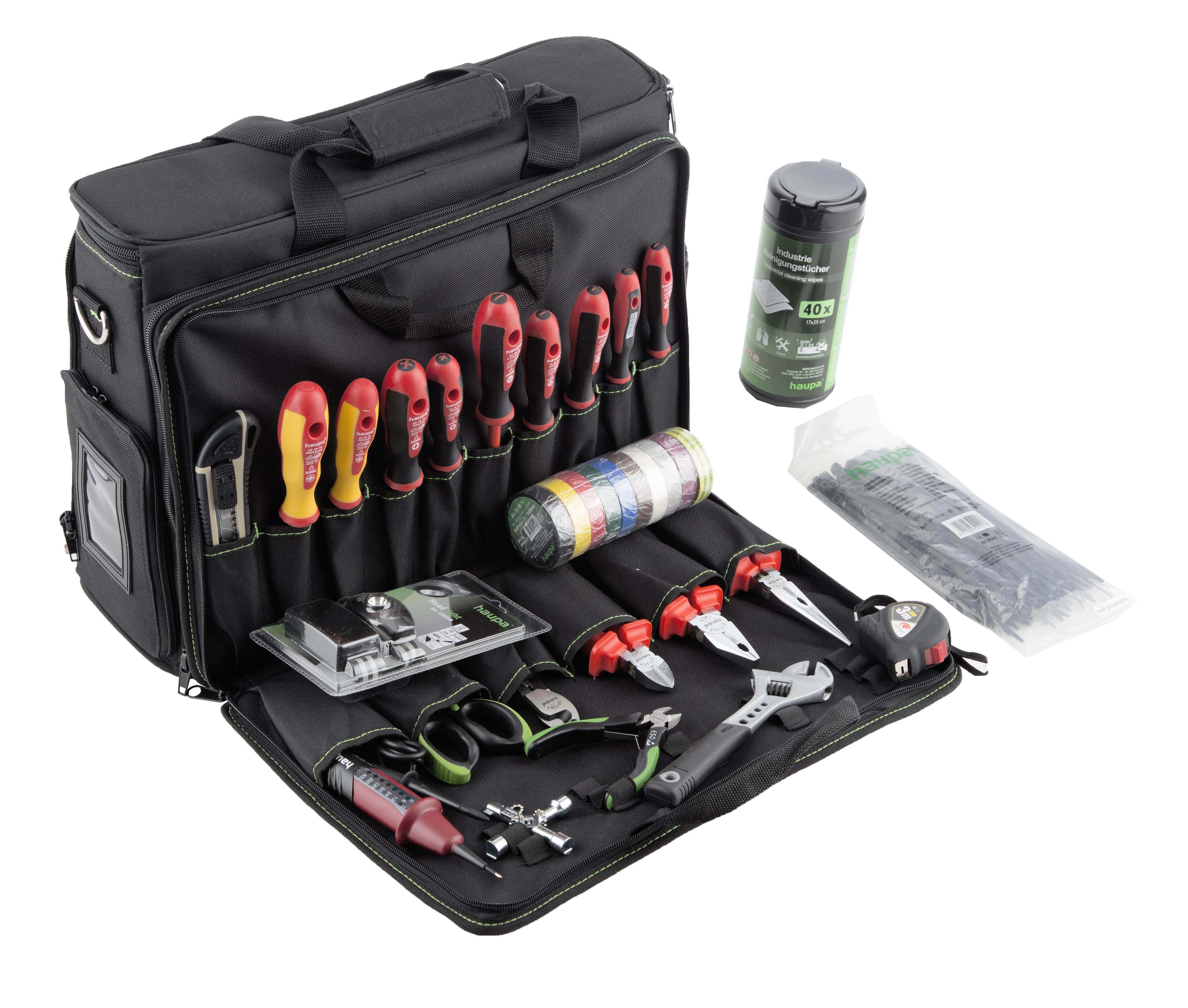 Купить Универсальный набор инструментов Haupa 220294, Германия