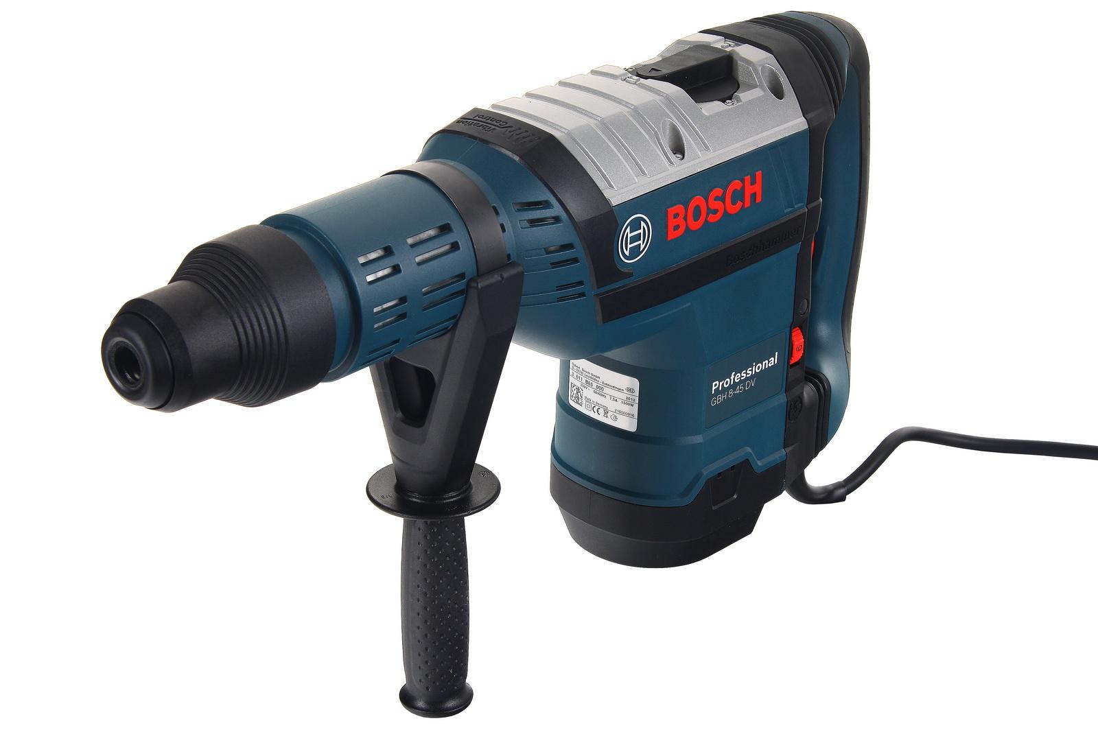 Перфоратор Bosch Gbh 8-45 dv (0.611.265.000) bosch gbh 8 45 d