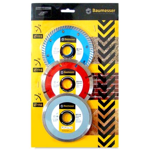 Набор Baumesser Standart 0001212 3 шт.
