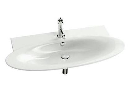 Раковина для ванной Jacob delafon Presqu`ile e4436-00 l ile au tresor