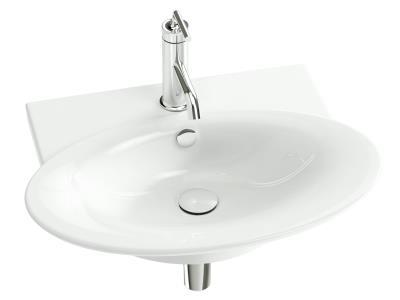 Раковина для ванной Jacob delafon Presqu`ile e4438-00 раковины для ванной jacob delafon