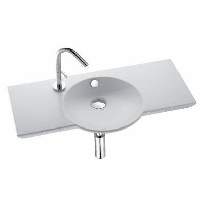 Раковина для ванной Jacob delafon Formilia spherik e4504-00 colosseo 81609 1w raffaela