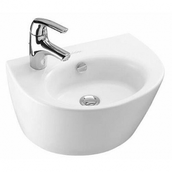 Раковина для ванной Jacob delafon Ove e1567-00 раковины для ванной jacob delafon
