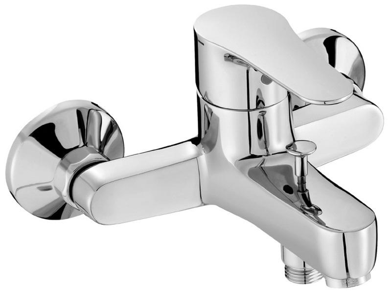 Смеситель для ванны Jacob delafon July e16033-4-cp смеситель для душа коллекция july e16029 4 cp однорычажный хром jacob delafon якоб делафон