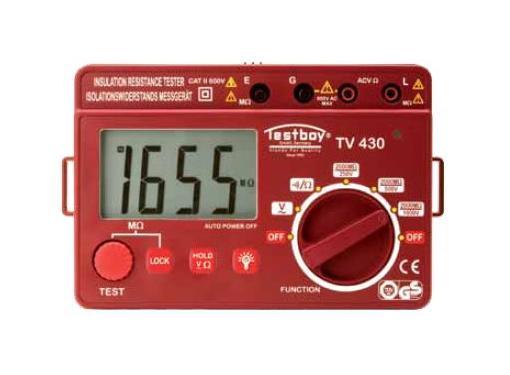 Мультиметр цифровой TESTBOY TV 430N