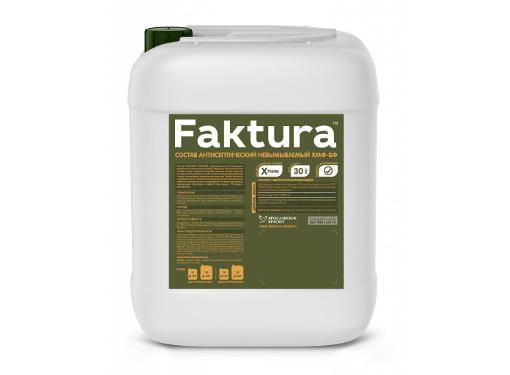 Состав для древесины FAKTURA ХМФ-БФ 5л (О02573)