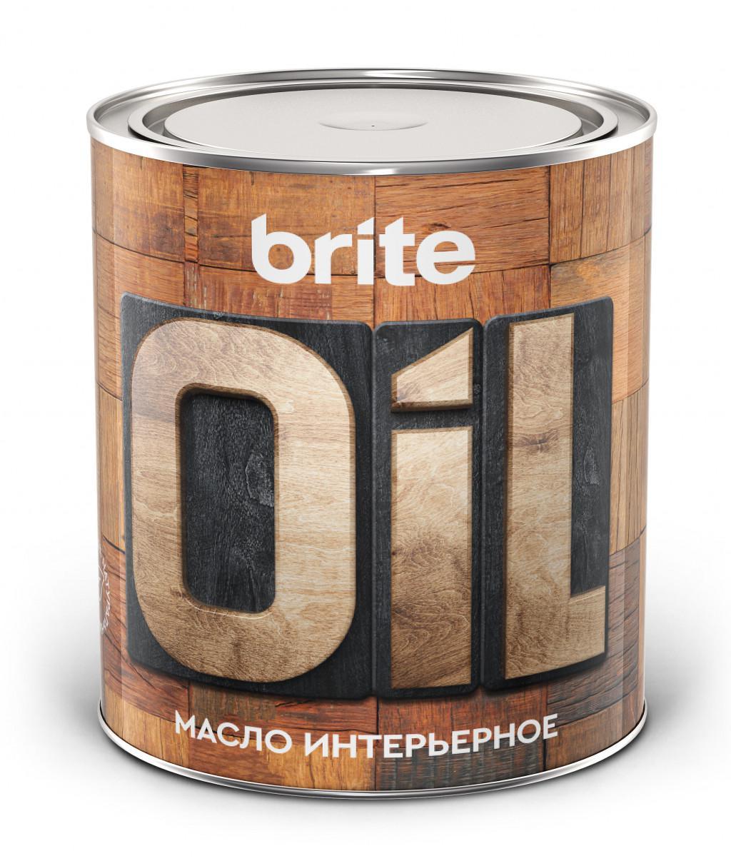 Масло Brite интерьерное, 0,75л (211153)