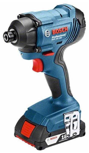 Гайковерт аккумуляторный Bosch Gdr 180-li (06019g5123)