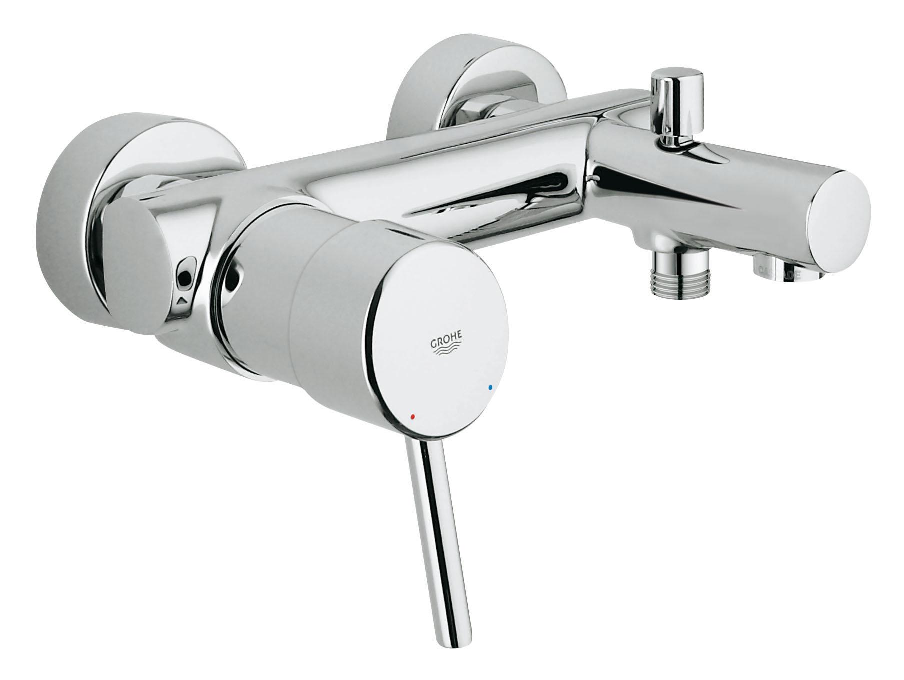 Смеситель для ванны Grohe Concetto new 32211001 цена