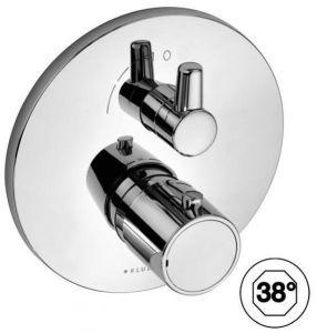 Cмеситель термостатический Kludi O-cean 388350545 смеситель для раковины kludi o cean 383450510