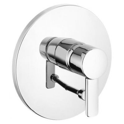 Смеситель врезной Kludi Zenta 386500575 смеситель для ванны kludi zenta 384470575