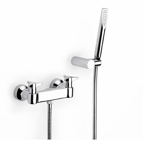 Смеситель для ванны Roca Betap 5a2044c00 смеситель для душа коллекция loft 5a2043c00 двухвентильный хром roca рока