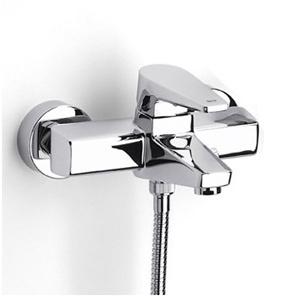 Смеситель настенный Roca Esmai 5a0231c00 смеситель для ванны коллекция m2 5a0168c00 однорычажный хром roca рока