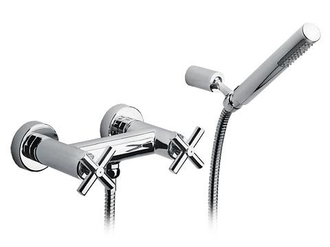 Смеситель для ванны Roca Loft 5a2043c00  смеситель для ванны коллекция loft 5a0943c00 двухвентильный хром roca рока