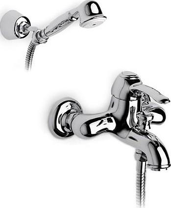 Смеситель для ванны Roca Modena 5a0133c00 смеситель для душа коллекция loft 5a2043c00 двухвентильный хром roca рока