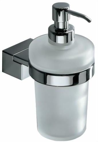Дозатор для жидкого мыла Inda Logic a33120cr21 рюкзак case logic 17 3 prevailer black prev217blk mid