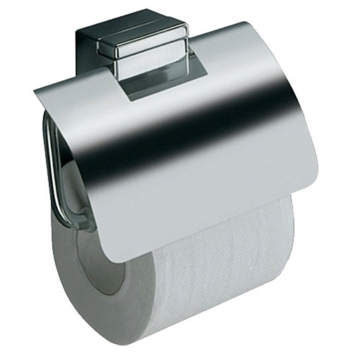 Держатель для туалетной бумаги Inda Logic a3326bcr держатели для туалетной бумаги verran держатель для туалетной бумаги закрытый с вакуумной системой крепления real